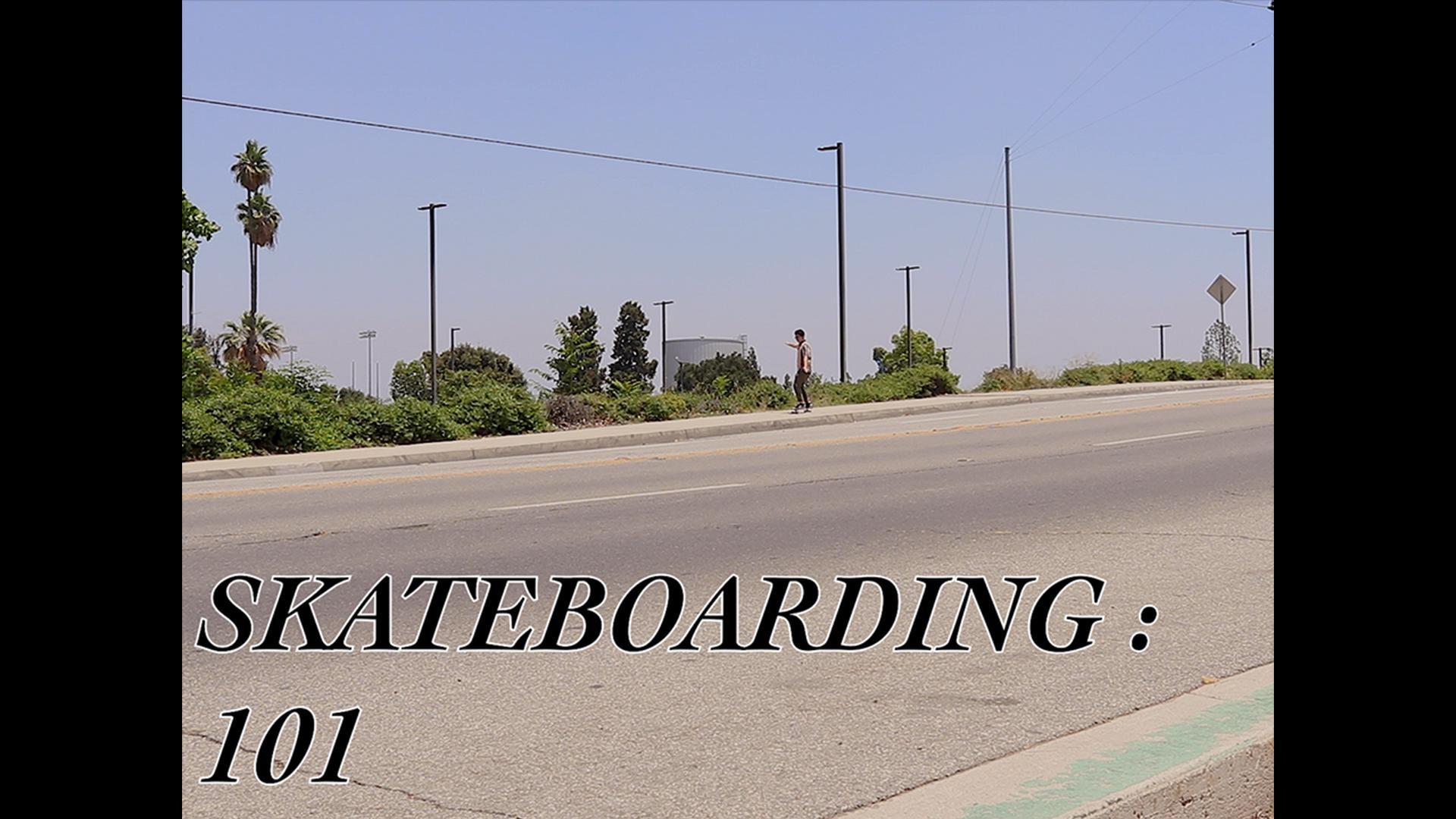 Skateboarding: 101
